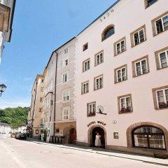 Отель Altstadthotel Wolf Зальцбург фото 3