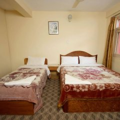 Отель Holy Lodge Непал, Катманду - 1 отзыв об отеле, цены и фото номеров - забронировать отель Holy Lodge онлайн комната для гостей фото 5