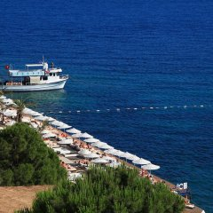 Отель Bodrum Bay Resort - All Inclusive фото 3