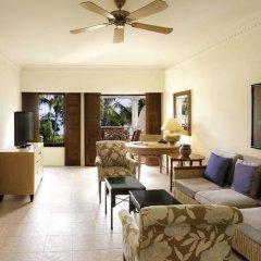 Отель Hilton Mauritius Resort & Spa 5* Люкс с различными типами кроватей фото 8