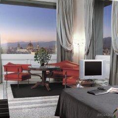 Villa La Vedetta Hotel комната для гостей