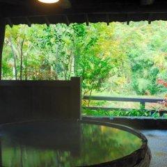 Отель Sanga Ryokan Минамиогуни ванная