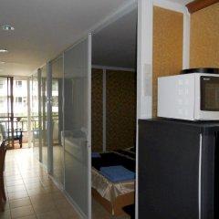 Отель Jomtien Good Luck Apartment Таиланд, Паттайя - отзывы, цены и фото номеров - забронировать отель Jomtien Good Luck Apartment онлайн удобства в номере фото 2
