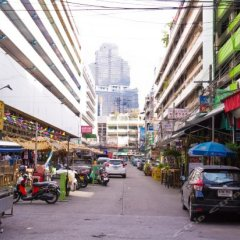 Отель Glur Bangkok