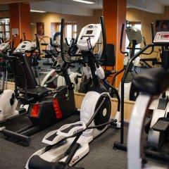 Гостиница Акватика фитнесс-зал