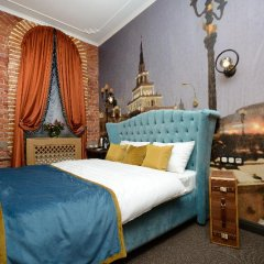 Бутик-Отель Чемодановъ Стандартный номер фото 26