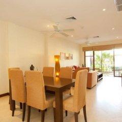 Апартаменты Baan Puri Apartments питание