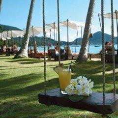 Отель Koh Tao Cabana Resort Таиланд, Остров Тау - отзывы, цены и фото номеров - забронировать отель Koh Tao Cabana Resort онлайн пляж