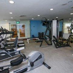 Rendezvous Hotel Singapore фитнесс-зал фото 3