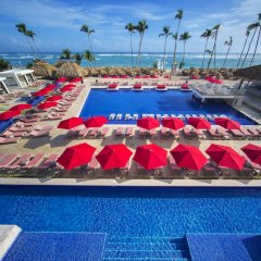 Отель Royalton Bavaro Resort & Spa - All Inclusive Доминикана, Пунта Кана - отзывы, цены и фото номеров - забронировать отель Royalton Bavaro Resort & Spa - All Inclusive онлайн бассейн фото 3