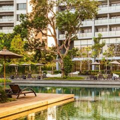 Отель Zire Wongamart B1502 Паттайя бассейн
