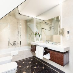Living Hotel Düsseldorf by Derag ванная