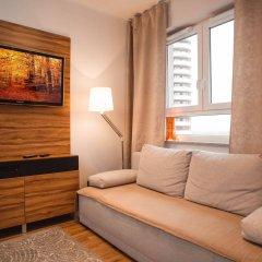 Отель Activpark Apartaments Хожув комната для гостей фото 3