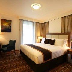 Отель Oakwood Residence Sukhumvit Thonglor Бангкок комната для гостей фото 3
