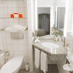 Отель Dormero Dresden City Дрезден ванная