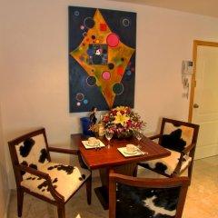Апартаменты Mosaik Apartment Паттайя в номере фото 2
