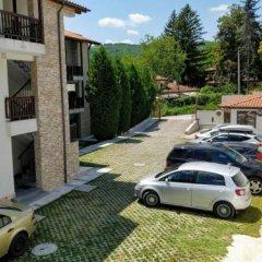 Отель Morski Briz Балчик парковка