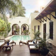 Casa Lecanda Boutique Hotel бассейн