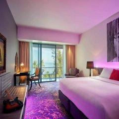 Отель Hard Rock Hotel Penang Малайзия, Пенанг - отзывы, цены и фото номеров - забронировать отель Hard Rock Hotel Penang онлайн комната для гостей фото 3