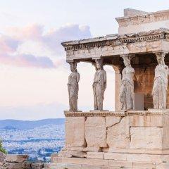 Отель Divani Palace Acropolis Афины пляж фото 2