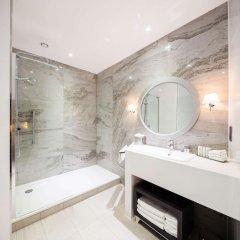 Отель Doubletree By Hilton Edinburgh City Centre Эдинбург ванная фото 2