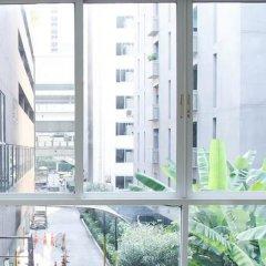 Отель FuramaXclusive Sathorn, Bangkok балкон