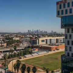 Отель Ginosi Metropolitan Apartel США, Лос-Анджелес - отзывы, цены и фото номеров - забронировать отель Ginosi Metropolitan Apartel онлайн