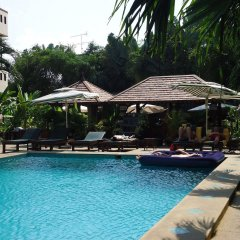 Отель Bonkai Resort Таиланд, Паттайя - 1 отзыв об отеле, цены и фото номеров - забронировать отель Bonkai Resort онлайн бассейн фото 2