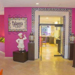 Отель Best Western Plus Puebla спа