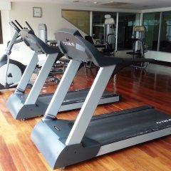Отель August Suites Pattaya Паттайя фитнесс-зал фото 4