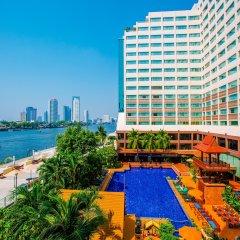 Отель Ramada Plaza by Wyndham Bangkok Menam Riverside пляж