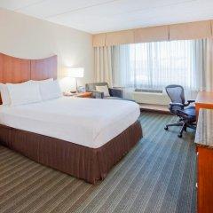 Отель Crowne Plaza Bloomington Msp Airport / Moa Блумингтон комната для гостей фото 2