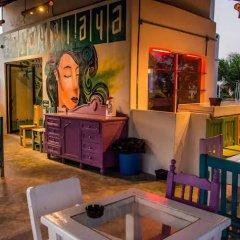 Отель Hostel Che Мексика, Плая-дель-Кармен - отзывы, цены и фото номеров - забронировать отель Hostel Che онлайн питание фото 2