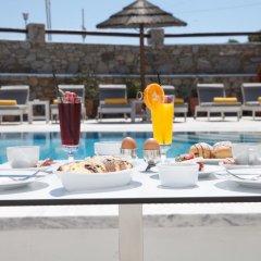 Отель Domna Греция, Миконос - отзывы, цены и фото номеров - забронировать отель Domna онлайн бассейн фото 2
