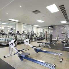 DoubleTree by Hilton Hotel Dartford Bridge фитнесс-зал фото 4