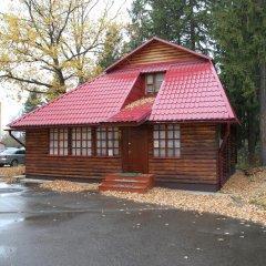 Гостиница Виктория (Московская обл.) парковка