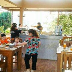 Отель Phutaralanta Resort Ланта питание фото 2