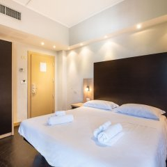 Отель Aiglon Италия, Римини - отзывы, цены и фото номеров - забронировать отель Aiglon онлайн комната для гостей фото 5