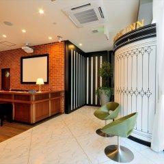 Spa & Capsule Hotel GrandPark-Inn Yokohama интерьер отеля фото 2
