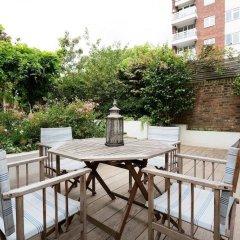 Отель Eton Villas Великобритания, Лондон - отзывы, цены и фото номеров - забронировать отель Eton Villas онлайн балкон