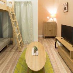 Отель Trip Pod Takasago B Фукуока комната для гостей фото 4