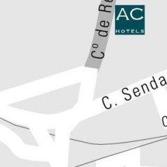AC Hotel Coslada Aeropuerto городской автобус
