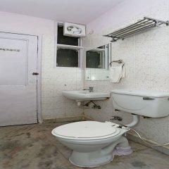 Отель OYO 5382 Hotel Elegant International Индия, Нью-Дели - отзывы, цены и фото номеров - забронировать отель OYO 5382 Hotel Elegant International онлайн ванная