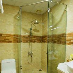 Отель Happy Light Hotel Вьетнам, Нячанг - 1 отзыв об отеле, цены и фото номеров - забронировать отель Happy Light Hotel онлайн ванная