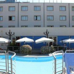 Отель Klass Hotel Италия, Кастельфидардо - отзывы, цены и фото номеров - забронировать отель Klass Hotel онлайн бассейн фото 2