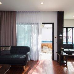 Отель Simple Life Cliff View Resort комната для гостей