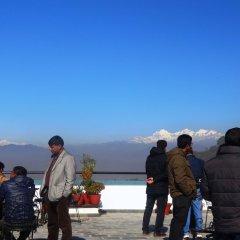 Отель View Bhrikuti Непал, Лалитпур - отзывы, цены и фото номеров - забронировать отель View Bhrikuti онлайн приотельная территория