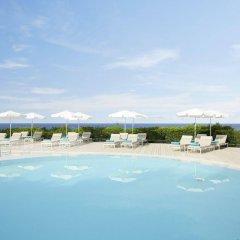 Отель Pelekas Beach (side Sea View - Half Board) Греция, Корфу - отзывы, цены и фото номеров - забронировать отель Pelekas Beach (side Sea View - Half Board) онлайн бассейн