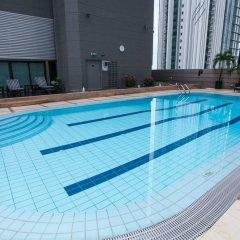 M Hotel Singapore бассейн фото 3