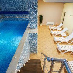 Отель Oak Residence Aparthotel Болгария, Чепеларе - отзывы, цены и фото номеров - забронировать отель Oak Residence Aparthotel онлайн бассейн